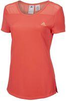 Adidas Kinesics PES shirt Dames Zwart