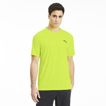 Puma Power Thermo R shirt Heren Geel