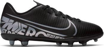 Nike Vapor 13 Club FG/MG voetbalschoenen Zwart