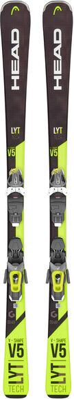 V-Shape V5 Ski's