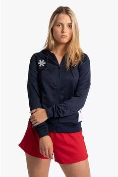 Osaka Training Zip hoodie Dames Blauw