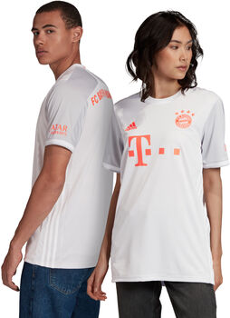 adidas FC Bayern München 20/21 Uitshirt Heren Grijs