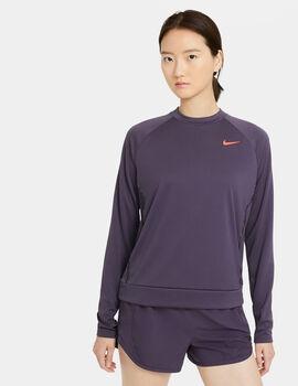 Nike Icon Clash longsleeve Dames Roze