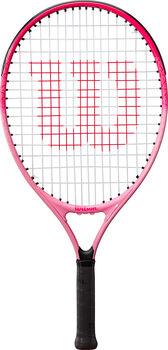 Wilson Ultra Pink 21 kids tennisracket Roze