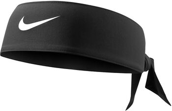 Nike Dri-FIT 3.0 hoofdband Zwart
