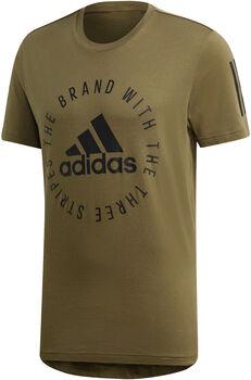 ADIDAS Sport ID shirt Heren Groen