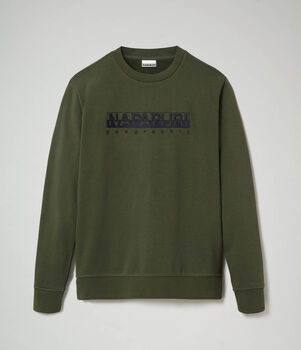 Napapijri Bebel sweater Heren Groen