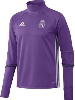 Adidas Real Madrid Home training top 2016/2017 Heren Zwart
