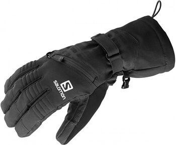 Salomon Tactile handschoenen Heren Zwart