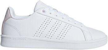 adidas Cloudfoam Advantage CL sneakers Dames Wit