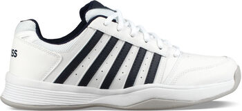 K-Swiss Court Smash Carpet tennisschoenen Heren Wit