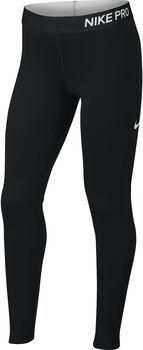 Nike Pro Warm tight Meisjes Zwart
