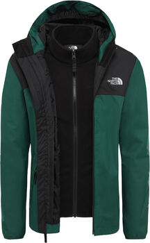 The North Face Elden Rain Triclimate jack Jongens Groen