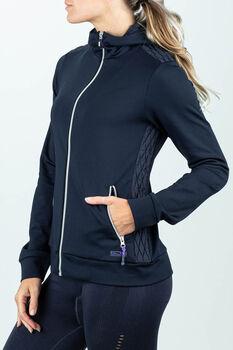 Sjeng Sports Jolene hoodie Dames Blauw