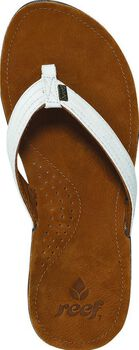 Reef Miss J-Bay slippers Dames Wit