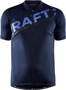 Craft Core Endur Logo shirt Heren Blauw