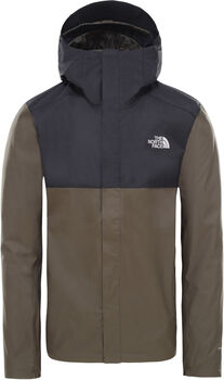 The North Face Quest Zip-In jack Heren Groen