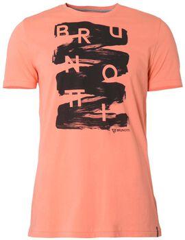 Brunotti Alberts shirt Heren Rood
