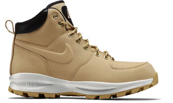 Nike Manoa Leather laars Heren Geel