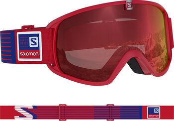 Salomon Force Multilayer skibril Rood