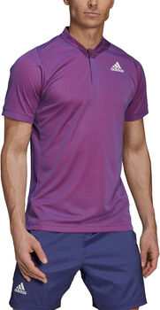 adidas Tennis  Primeblue Freelift Poloshirt Heren Rood