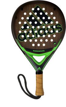 adidas #Greenpadel padelracket Heren Groen