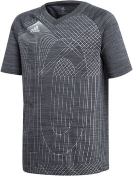 ADIDAS Messi shirt Jongens Grijs