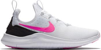 Nike Free TR 8 fitness schoenen Dames Wit