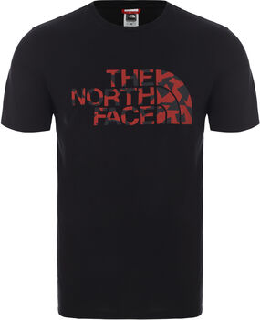 The North Face ML shirt Heren Zwart