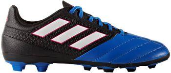 ADIDAS Ace 17.4 FXG jr voetbalschoenen Zwart