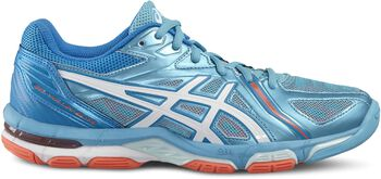 Asics GEL-Volley Elite 3 volleybalschoenen Dames Blauw