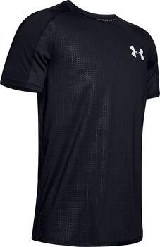 Under Armour MK1 Emboss shirt Heren Zwart