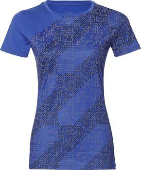 Asics Lite-Show shirt Dames Blauw