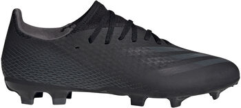 adidas X Ghosted.3 Firm Ground voetbalschoenen Heren Zwart