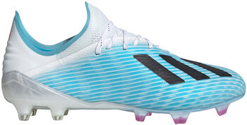 ADIDAS X 19.1 FG voetbalschoenen Heren Blauw