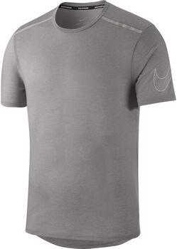 Nike Breathe Rise 365 Running shirt Heren Zwart