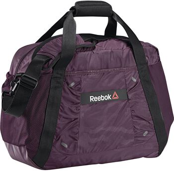 Reebok One Series Graphic Grip 30L tas Paars