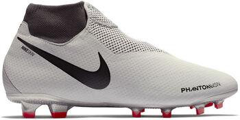 Nike Phantom Vision Pro Dynamic Fit FG voetbalschoenen Heren Grijs