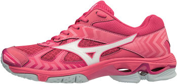 Mizuno Wave Bolt 7 zaalschoenen Dames Roze
