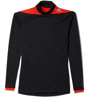adidas TF CH MOCK 2.0 shirt Heren Zwart