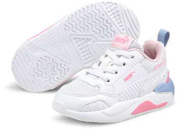 Puma X-Ray 2 Square Ac kids sneakers Jongens Wit