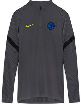 Nike Inter Milan Strike Drill top Heren Zwart