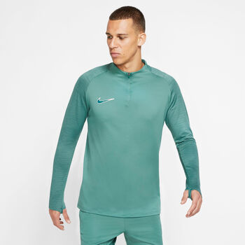 Nike Dry Strike Drill shirt Heren Groen