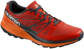 Salomon Sense Escape trailschoenen Heren Rood