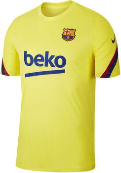 Nike FC Barcelona Strike Shirt Heren Geel