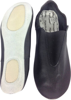 tunturi gym shoes 2pc sole black 32 Meisjes Zwart