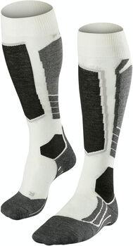 Falke SK2 Wool sokken Dames Wit