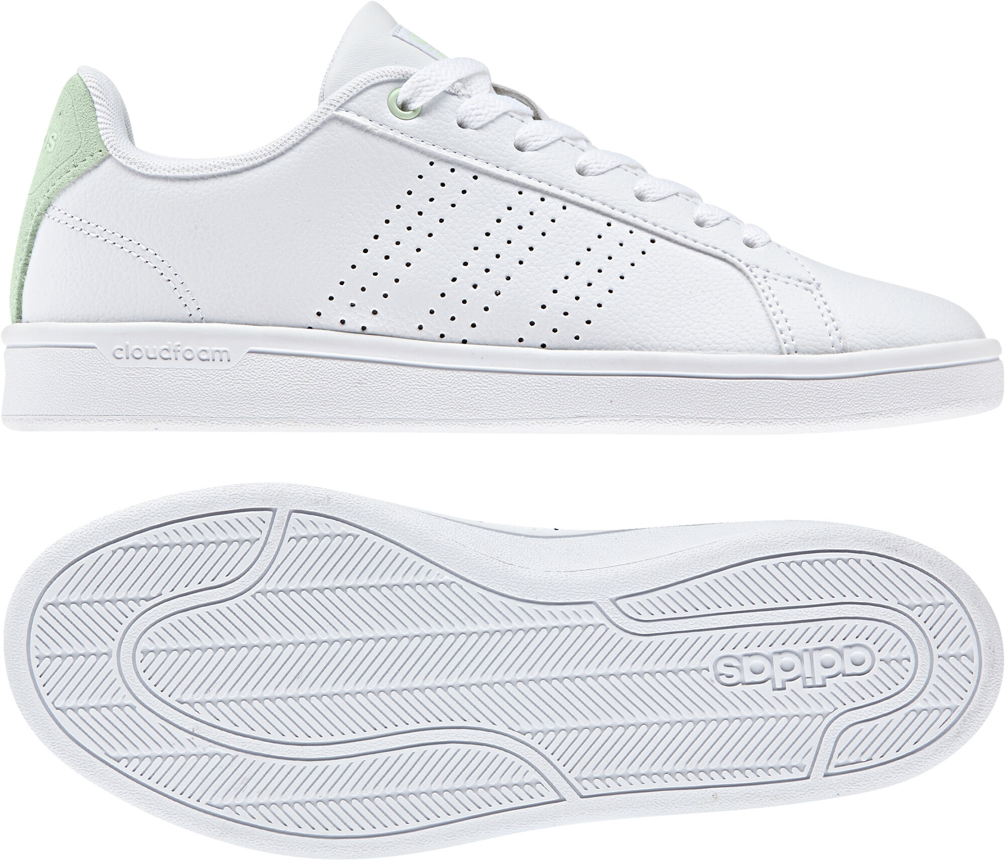 adidas cloudfoam advantage dames