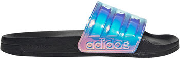 adidas Adilette Shower Badslippers Dames Zwart