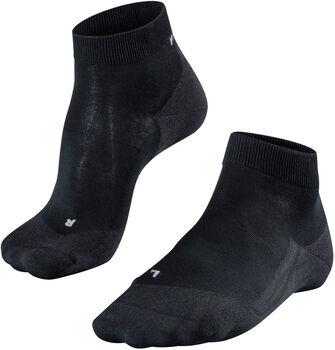 Falke RU4 Light Short sokken Dames Zwart